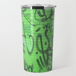 New Orleans Graffitti Travel Mug