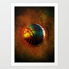 Sphereworks Number 47 Art Print