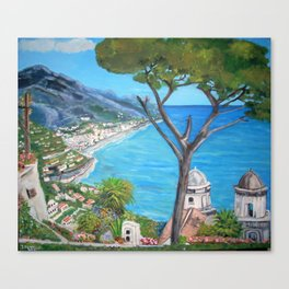 Ravello, Italy Canvas Print