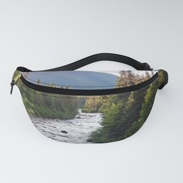 Mountain River Fanny Pack