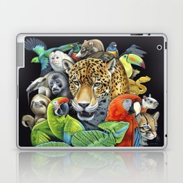The Circle of Life Laptop & iPad Skin
