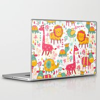 wildlife Laptop & iPad Skins featuring Wildlife by One April
