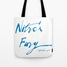 Nitro's Fury Unleashed 2016 Tote Bag