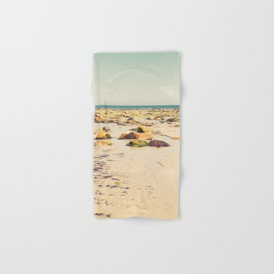 Rocky Beach Hand & Bath Towel
