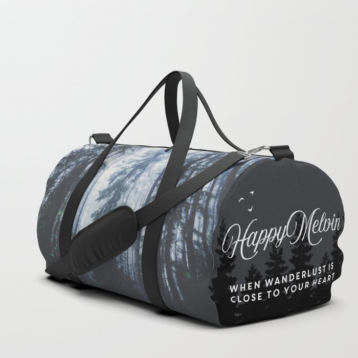 The mighty pines Duffle Bag