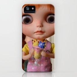 Robin - Oh! Ice cream iPhone Case