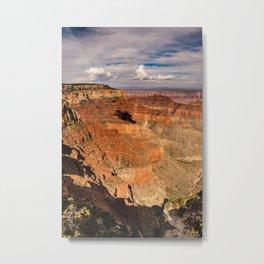 North_Rim Grand_Canyon, Arizona - III Metal Print