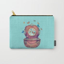Inner Space - colour option Carry-All Pouch