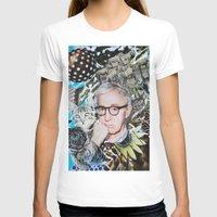 woody allen T-shirts featuring Woody Allen by John Turck