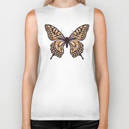 Butterfly Pattern_AAb Biker Tank