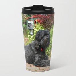 Garden Portrait of Izzy Travel Mug