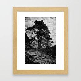 La hottée du diable 2 Framed Art Print