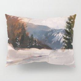 Carrabassett Valley Near Sugarloaf Pillow Sham