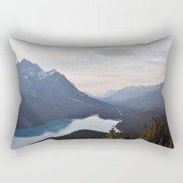 Daring Adventure Rectangular Pillow