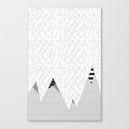 Mountain HD Canvas Print