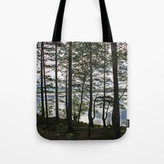 Through the Forest Tote Bag