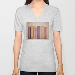 Literary Gems II Unisex V-Neck