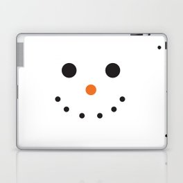 Snowman Holiday Laptop & iPad Skin
