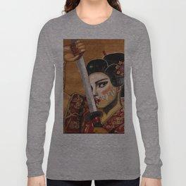 Geisha Long Sleeve T-shirt