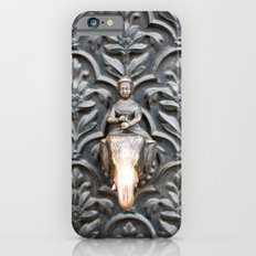 Elephant rider iPhone 6s Slim Case