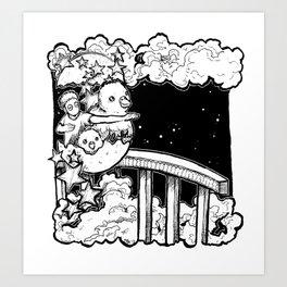 Dream: New Year Art Print