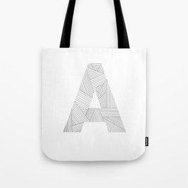 A strings Tote Bag