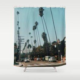 Los Feliz, Los Angeles Shower Curtain
