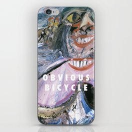 Obvious Woman iPhone Skin
