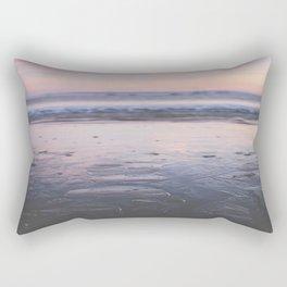 A California Sunset Rectangular Pillow