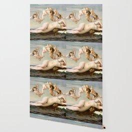 The Birth of Venus Wallpaper