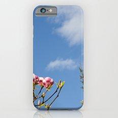 Sky flowers iPhone 6s Slim Case
