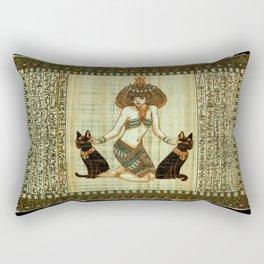 Cleopatra 8 Rectangular Pillow