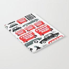 London Traffic Notebook