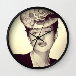Martha Vickers Wall Clock