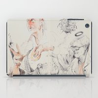 bees iPad Cases featuring Bees by Brian Jarrell