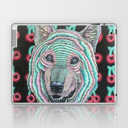 The Power Wolf Parties with God Laptop & iPad Skin