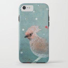 Tweet in the Snow iPhone Case