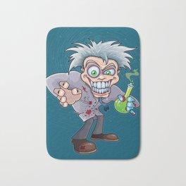 Mad Scientist Bath Mat