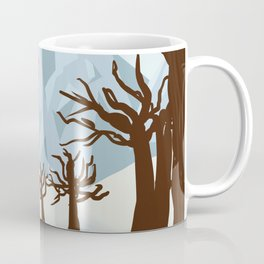 Caribou Coffee  Coffee Mug