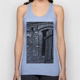 Old abandoned barn Unisex Tank Top