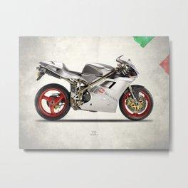 916 Senna Metal Print
