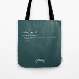 partner_xy.php Tote Bag