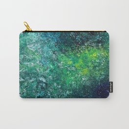 Color Fields: Mermaid Grotto Carry-All Pouch