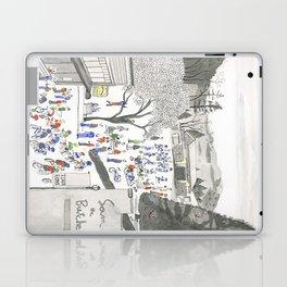 ross common Laptop & iPad Skin