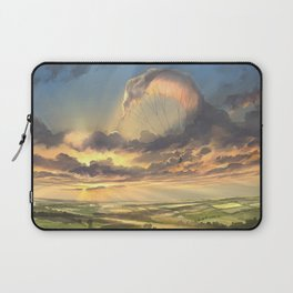 made of air Laptop Sleeve