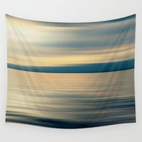 shadow Wall Tapestries featuring CLOUD SHADOW DREAM by Catspaws