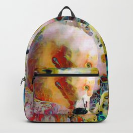 Exotic Visitor Backpack