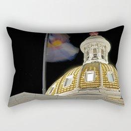 Denver Capitol  Rectangular Pillow