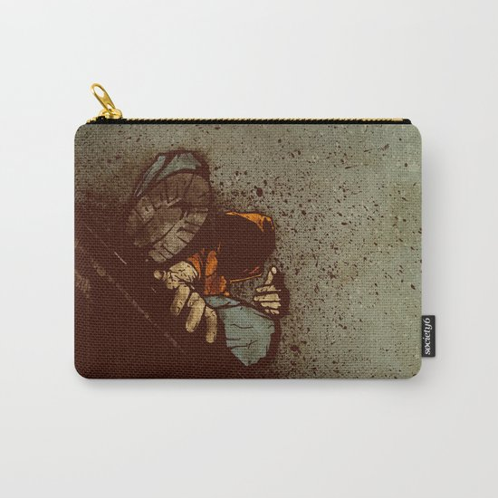 Waiting (2012 Version) Carry-All Pouch