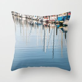 Your own perspective Throw Pillow